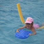 Schwimmkurs im Bergxi