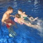 Osterferien Schwimmkurs 2012