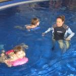 Schwimmkurs Salzburg mit Brigitte