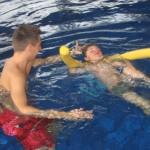 Schwimmkurs Salzburg mit Joe